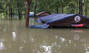 Hàng nghìn người Campuchia sơ tán vì nước lũ vụ vỡ đập ở Lào tràn sang