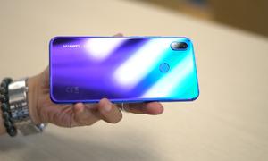 Trải nghiệm nhanh Huawei Nova 3i - smartphone đẹp mắt tầm giá 7 triệu đồng