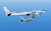 Anh điều tiêm kích chặn oanh tạc cơ Nga áp sát không phận NATO