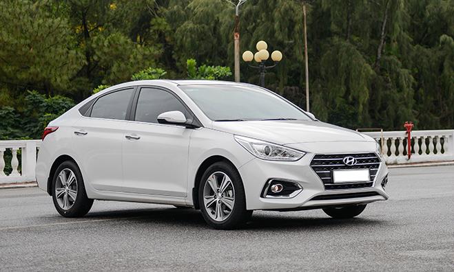 Hyundai Accent – kẻ nổi loạn trong phân khúc sedan hạng B