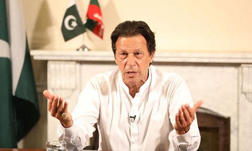 Thủ tướng đắc cử Pakistan Imran Khan. Ảnh: AFP.