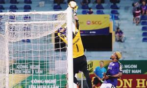 Top 5 pha cứu thua vòng 20 V-League 2018