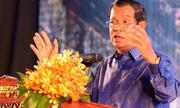 Hun Sen: Nếu không loại phe đối lập, Campuchia có lẽ đang chiến tranh
