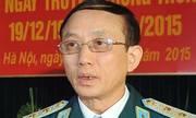 Nguyên Chính ủy Quân chủng Phòng không Không quân bị cảnh cáo
