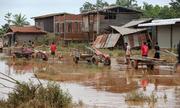 Bộ trưởng Lào nói đập thủy điện vỡ do 'không đạt tiêu chuẩn xây dựng'
