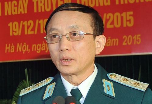 Trung tướng Nguyễn Văn Thanh. Ảnh: TTX