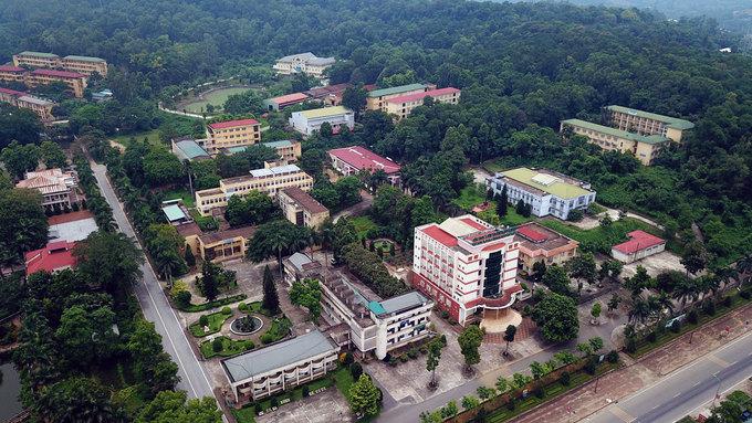 5 đô thị vệ tinh Hà Nội nhìn từ trên cao