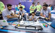 Hơn 5.000 thanh thiếu niên tham dự cuộc thi robot thế giới 2018