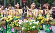 5.000 người diễu hành kỷ niệm 10 năm Hà Nội mở rộng