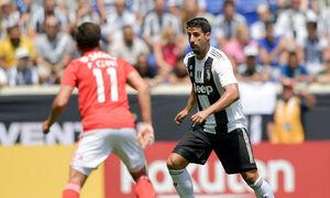 Benfica 1-1 Juventus (luân lưu 2-4)