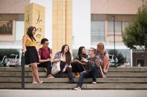 Sinh viên có thể lựa chọn nhiều ngành học phù hợp với bản thân.