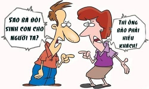 Chồng phẫn nộ trước lòng hiếu khách của vợ với ông hàng xóm