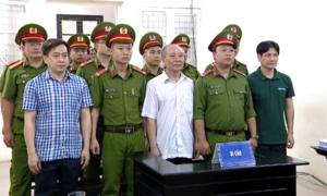 Ông Phan Văn Anh Vũ nhận 9 năm tù vì 'Cố ý làm lộ bí mật Nhà nước'