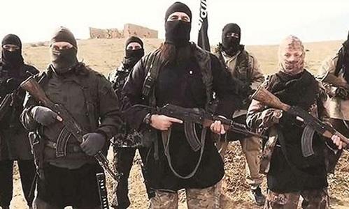 Phiến quân IS tại Syria. Ảnh: AFP.