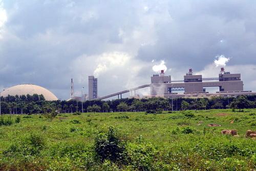 Phân khu - Khu công nghiệp Formosa Đồng Nai tại huyện Nhơn Trạch. Ảnh: Phước Tuấn