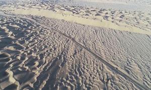 Tuyến đường xuyên sa mạc lớn nhất Trung Quốc