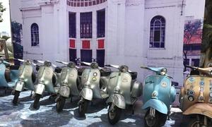 Hơn 300 chiếc xe cổ quy tụ ở Sài Gòn