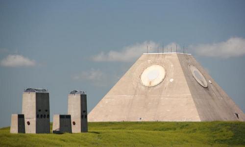 Đài radar thuộc tổ hợp Stanley R. Mickelsen vẫn được lưu giữ tới ngày nay. Ảnh: USAF.