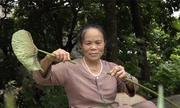 Người đầu tiên dệt lụa từ tơ sen ở Hà Nội