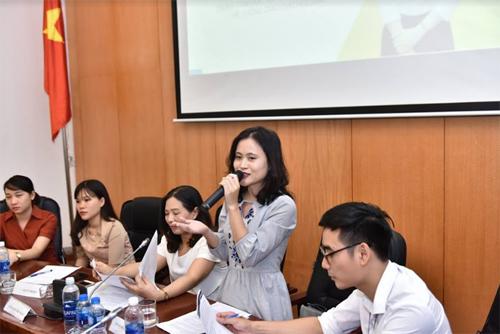 Cô Thu Trang - Giáo viên ToánTrung tâm học tập chủ động Galileo.