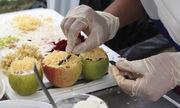 Việt Nam giữ hạng nhì giải nấu ăn quân sự quốc tế