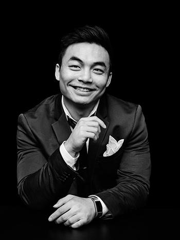 Tuan Ho, đồng sáng lập tổ chức phi lợi nhuận ScholarJet. Ảnh: Tuan Ho