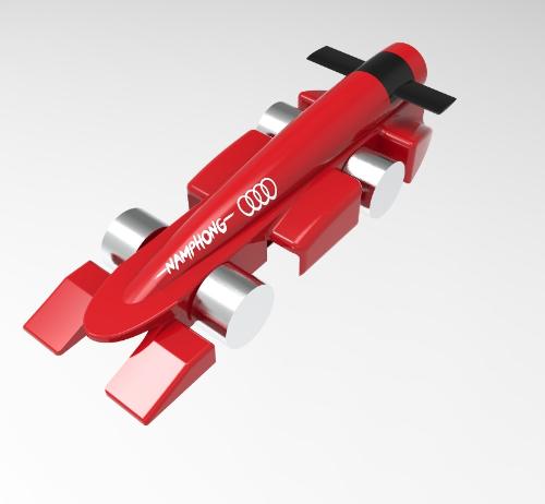 Các đội sẽ thiết kế một chiếc xe đua công thức 1 cỡ nhỏ.