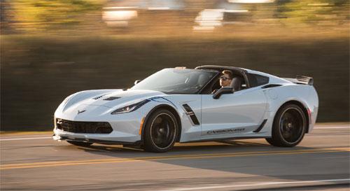Corvette là xe thể thao, cũng không phải là chiếc xe hơi chính phục vụ việc đi lại của một gia đình, vì thế việc thay thế cũng không được ưu tiên hàng đầu.