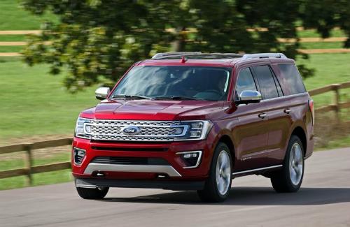 Ford Expedition - mẫu SUV cỡ lớn - là quán quân trong danh sách những mẫu xe được người Mỹ tin dùng lâu nhất.