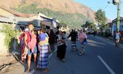 Không có nạn nhân người Việt trong vụ động đất ở Indonesia