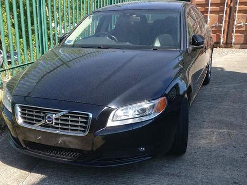 Chiếc xe Volvo được sứ quán Mỹ tại London đấu giá. Ảnh:US State Department