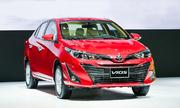 Toyota Vios mới lắp 7 túi khí, giá cao nhất 606 triệu tại Việt Nam