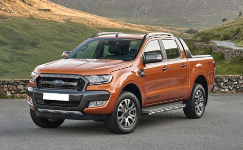Ford Ranger 2016 có thể gặp trục trặc ở bộ kẹp giữ cáp chuyển số. Ảnh: Cars.