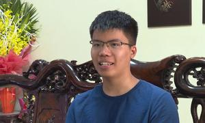Chàng trai xứ Thanh giành HCV Olympic Vật lý quốc tế