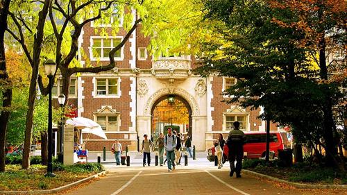 Đại học Pennsylvania là một trong 8 trường đại học danh giá thuộc khối Ivy League của Mỹ.