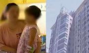 Rơi từ tầng 17, bé gái hai tuổi Trung Quốc đứng lên, chạy vào nhà