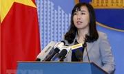 Việt Nam hoan nghênh sáng kiến kinh tế Ấn Độ Dương - Thái Bình Dương của Mỹ