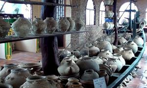 Bảo tàng tư nhân có hơn 1.100 cổ vật ở Phú Quốc