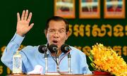 Thủ tướng Campuchia chỉ trích chiến dịch tẩy chay bầu cử của phe đối lập