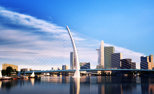 Cầu Thủ Thiêm 2 đã trễ hẹn 4 tháng so với kế hoạch.