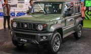 Suzuki Jimny ra mắt tại Indonesia