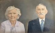 Gia đình Australia nhận lại bức ảnh chân dung thất lạc 1.500 km