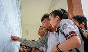1.000 thí sinh trúng tuyển Đại học Tài nguyên và Môi trường TP HCM