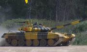 Đoàn Việt Nam thi đấu ngày cuối cùng tại giải đua xe tăng quốc tế