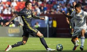 Real 3-1 Juventus