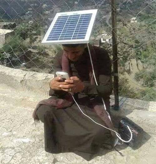 Công dụng tuyệt vời của tấm pin năng lượng mặt trời.