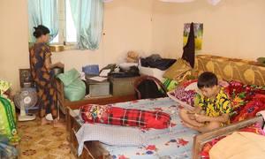 Cuộc sống tạm bợ của người dân vùng sạt lở Hoà Bình