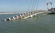 Đường ống ngầm dẫn nước ngọt từ đất liền ra đảo ở Trung Quốc