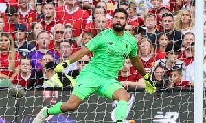 Liverpool 5-0 Napoli