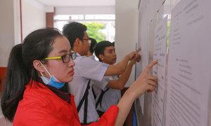 Đại học Bách khoa TP HCM công bố điểm chuẩn